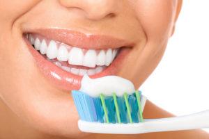 Plum Grove Dental Associates - Oral Hygiene - Tooth Brush Toothpaste